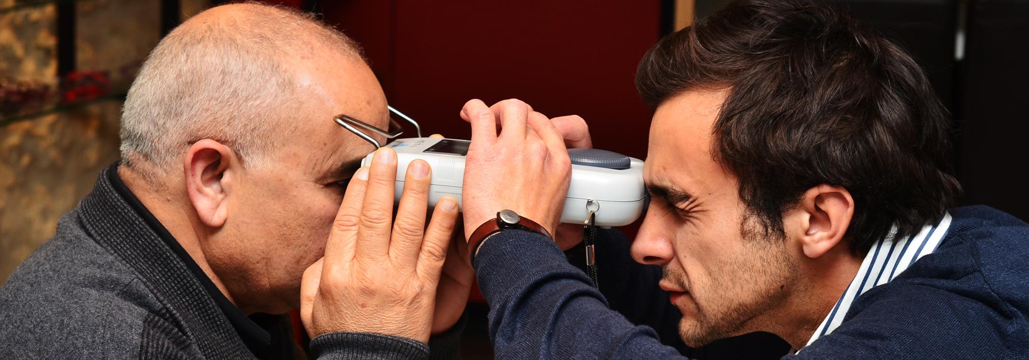 Opticien Paris La Belle Vue - Services