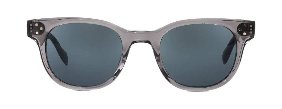 Oliver Peoples - Afton - Sun - Workman Grey with Indigo Photochromic glass