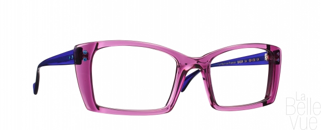 Caroline Abram - Basia - Violet Bleu - Opticien Paris