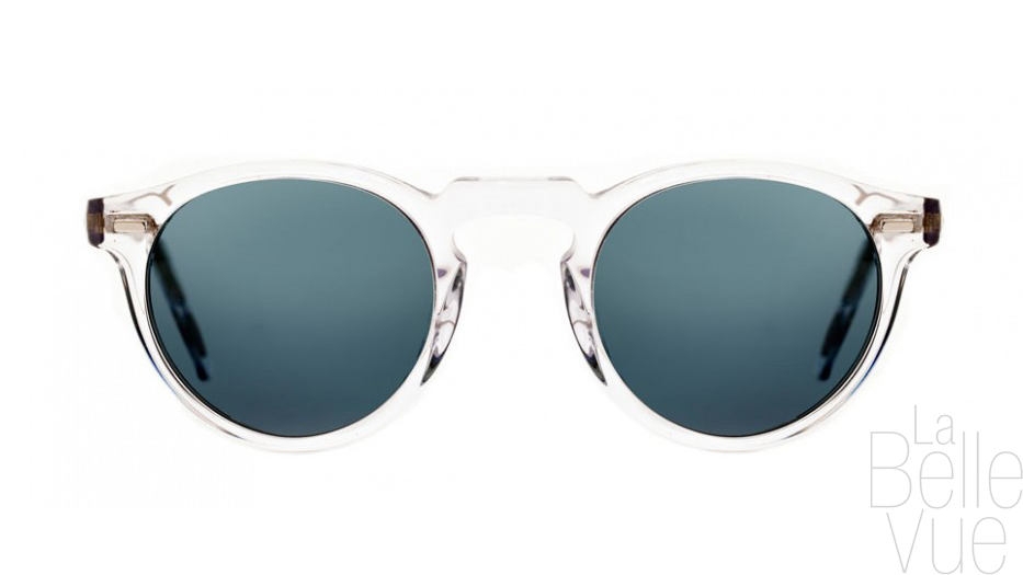 ... Raintree with G15 Mineral Glass -  Oliver Peoples - Gregory Peck Sun -  Crystal Indigo - La Belle Vue ... 638114380d37