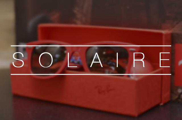 Toutes nos lunettes solaires